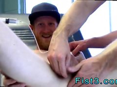 Sex gay movie First Time Saline Injection for Caleb