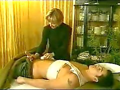 Milf Schoko Massage