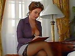 scharfe sekretärin
