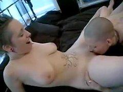 Lesbian Hardcore Scene