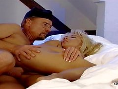 German Vintage - Sexy MILF wake up with Fuck