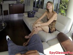 Pug babe pov banged doggystyle