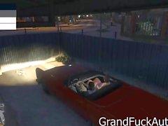 Grand Fuck Auto V XXX