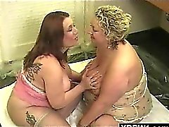 Phat Booby Seductive BBW Hardly Pounded