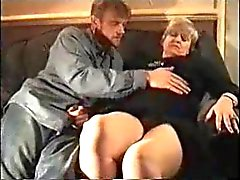 Oudere Britse mature