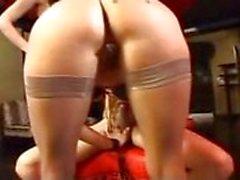 BDSM Threesome