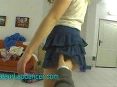 Seksi rusça civciv lapdances