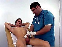Nude Männer Ich war einmal völlig steif Herr Dr. Dick zog Handschuhe