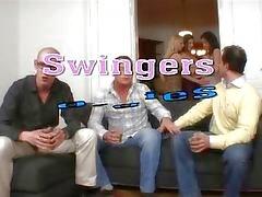 Amerikaanse Swinger Orgies