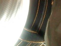 Encoxada concert jeans