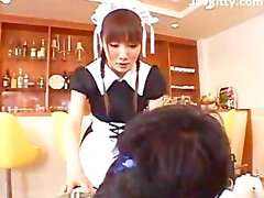 Cum Loving Japan Maid