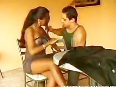 Ladyboy make's out with a Man