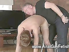 Amazing gay scene Spanking The Schoolboy Jacob