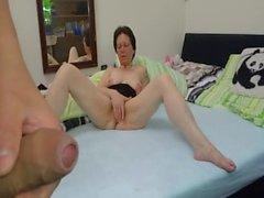 Hot mature lady and his 2 Laternamagika7