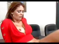 Le MILF de Monique Fuentes est métiers oral et les reprend faire ramoner la chatte disque