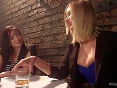 Maitresse Madeline domina Lea Lexis