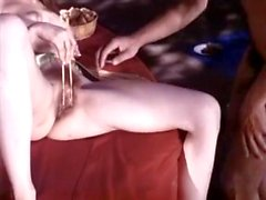 Samantha Morgan Serena Elaine Wells im Vintage-Sex-Video