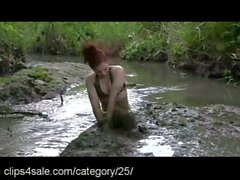Get Wet and Messy at Clips4sale