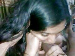 Indian beauty bangla college boob suck gf bj and fucking