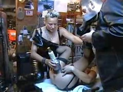 kinky french bdsm scene