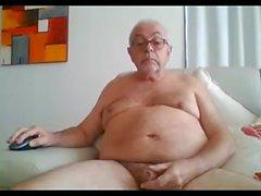 büyükbaba gösterisi ve web kamerası inme