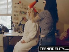 TEENFIDELITY Kenzie Reeves Tight Young Thing is Not For Sale