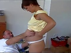 pregnant milf eager for cock