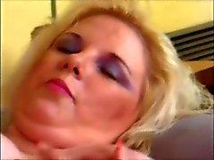 BBW June Kelly Fucks Young Man