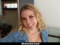 Aubrey Sinclair First Time Audition Tape