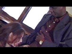 Kötü Jessica Rizzo için büyük bir siyah horoz