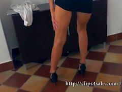 Gina Gerson - Masturbation Blackmail HD