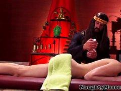 Mia Malkova flexible body massaged