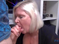 Hot Milf Lacey Starr Cock Sucking
