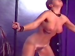 Girl whipped and tit-spanked