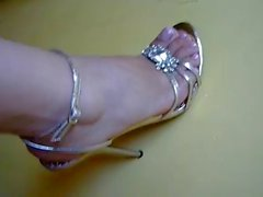 Foot fetish, Stilettos, Platform Shoes, High Heels 27