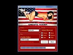 LiveJasmin des crédits l'additionneur xxx en webcams