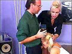 İki Güzellikler Fucking Hot Cock