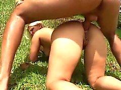 Ana Gaucha Big Booty Brazilian