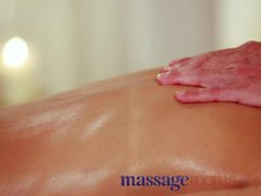 Massage Rooms Girls with small tits love getting fucked hard by big cocks