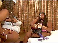 Hot Lesbian BBW
