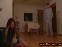 Chisa von Kirishima asiatischen total Mütter bietet eine fantastische