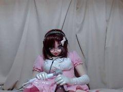 kigurumi vibrating