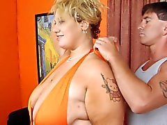 Blonde BBW- Femdom