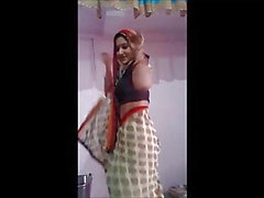 desi indian bhabhi dancing dance