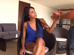 TU VENGANZA - Wild revenge fuck with Colombian Kelly Calle