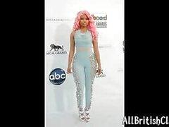 Nicki Minajs Feet And Sole
