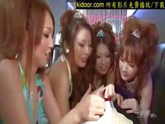 Asian Orgy Party