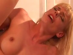 Tasty Blonde Milf Picked Up & Fucked - GJ