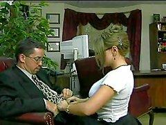 Holly Series 4 - Secretary Anal