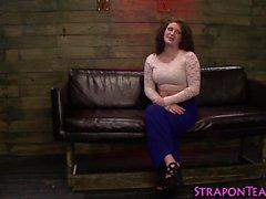 Bdsm mistress drills sub
